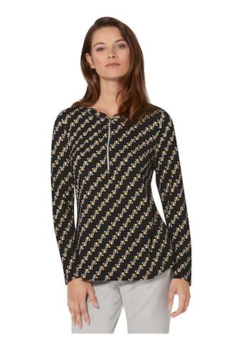 Ambria Shirt mit modisch abgerundetem Saum kaufen