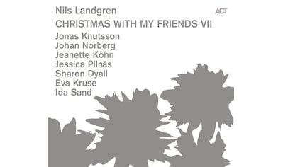 Vinyl »Christmas With My Friends VII / Landgren,Nils« kaufen