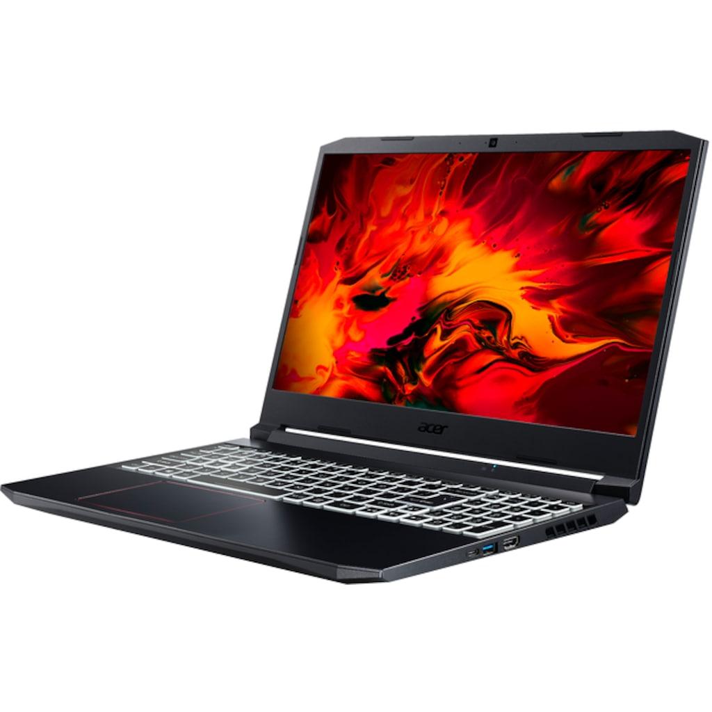 "Acer Notebook »Nitro 5 AN515-55-75RN«, (39,62 cm/15,6 "" Intel Core i7 GeForce RTX™ 3060\r\n 512 GB SSD), Kostenloses Upgrade auf Windows 11, sobald verfügbar"