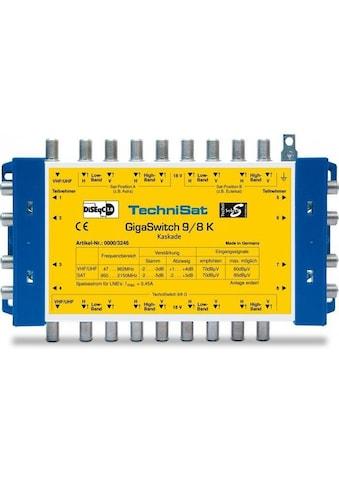TechniSat Multischalter - Kaskade, Erweiterung kaufen