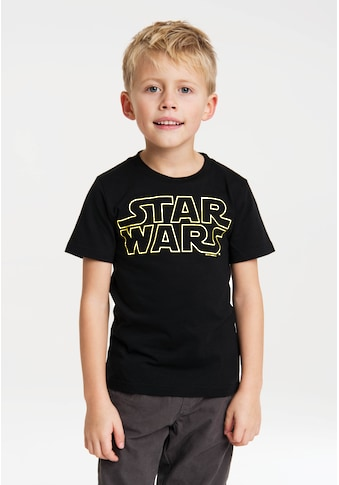 LOGOSHIRT T-Shirt »Star Wars«, mit lizenziertem Originaldesign kaufen