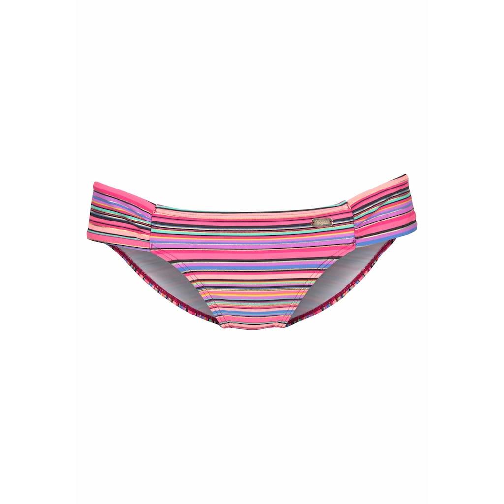 Homeboy Bikini-Hose »Kuba«, mit seitlichen Raffungen