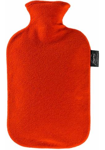 Fashy Wärmflasche »6530 21«, mit Fleecebezug kaufen