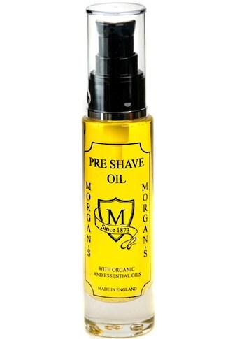 "Morgan's Rasieröl ""Pre Shave Oil"" kaufen"