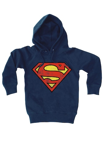 LOGOSHIRT Kapuzensweatshirt mit tollem Superman-Logo kaufen