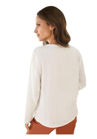Inspirationen Bluse mit Schmuckstein - Verzierung kaufen