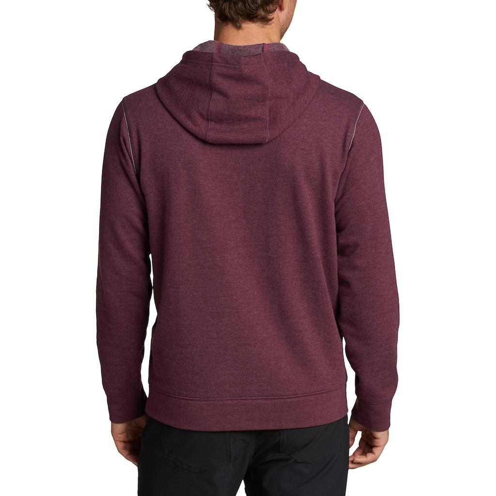 Eddie Bauer Kapuzensweatshirt, Camp Fleece mit gesticktem Logo