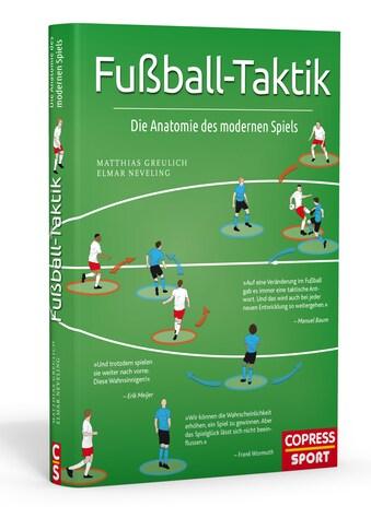 Buch »Fußball-Taktik / Matthias Greulich, Elmar Neveling« kaufen