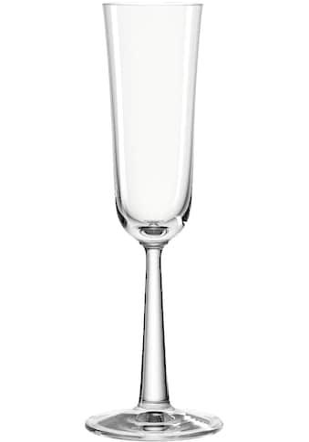 montana-Glas Sektglas »:now«, (Set, 6 tlg.), 170 ml, Quotanglas, spülmaschinenfest kaufen
