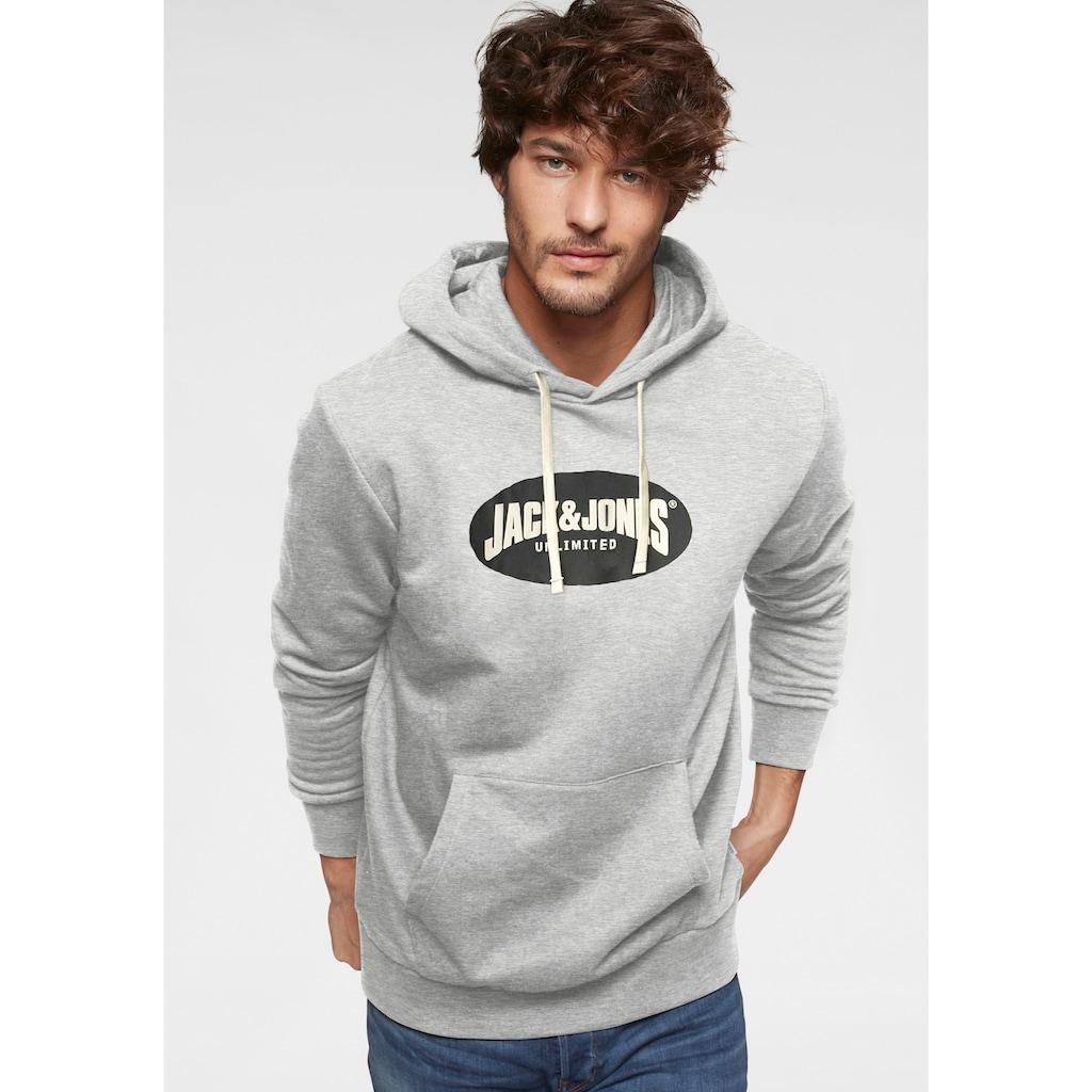 Jack & Jones Kapuzensweatshirt »30 HISTORY SWEAT HOOD«