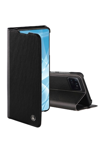 Hama Smartphone-Hülle »Smartphone Booklet, Hülle«, für Xiaomi Mi 11 Ultra 5G Schwarz kaufen