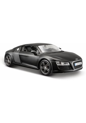 Maisto® Sammlerauto »Dull Black Collection, Audi R8, 1:24, schwarz«, 1:24, aus... kaufen