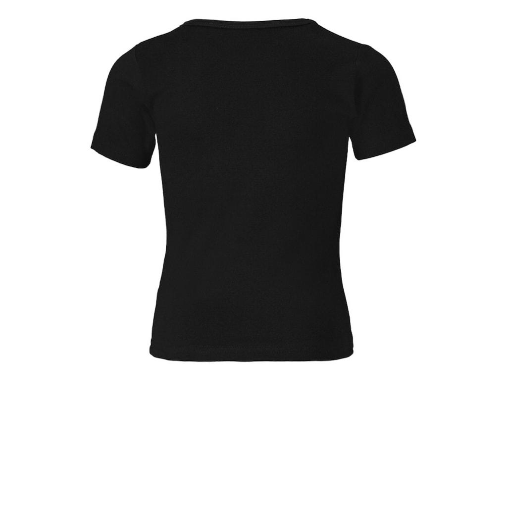 LOGOSHIRT T-Shirt mit angesagtem Frontprint