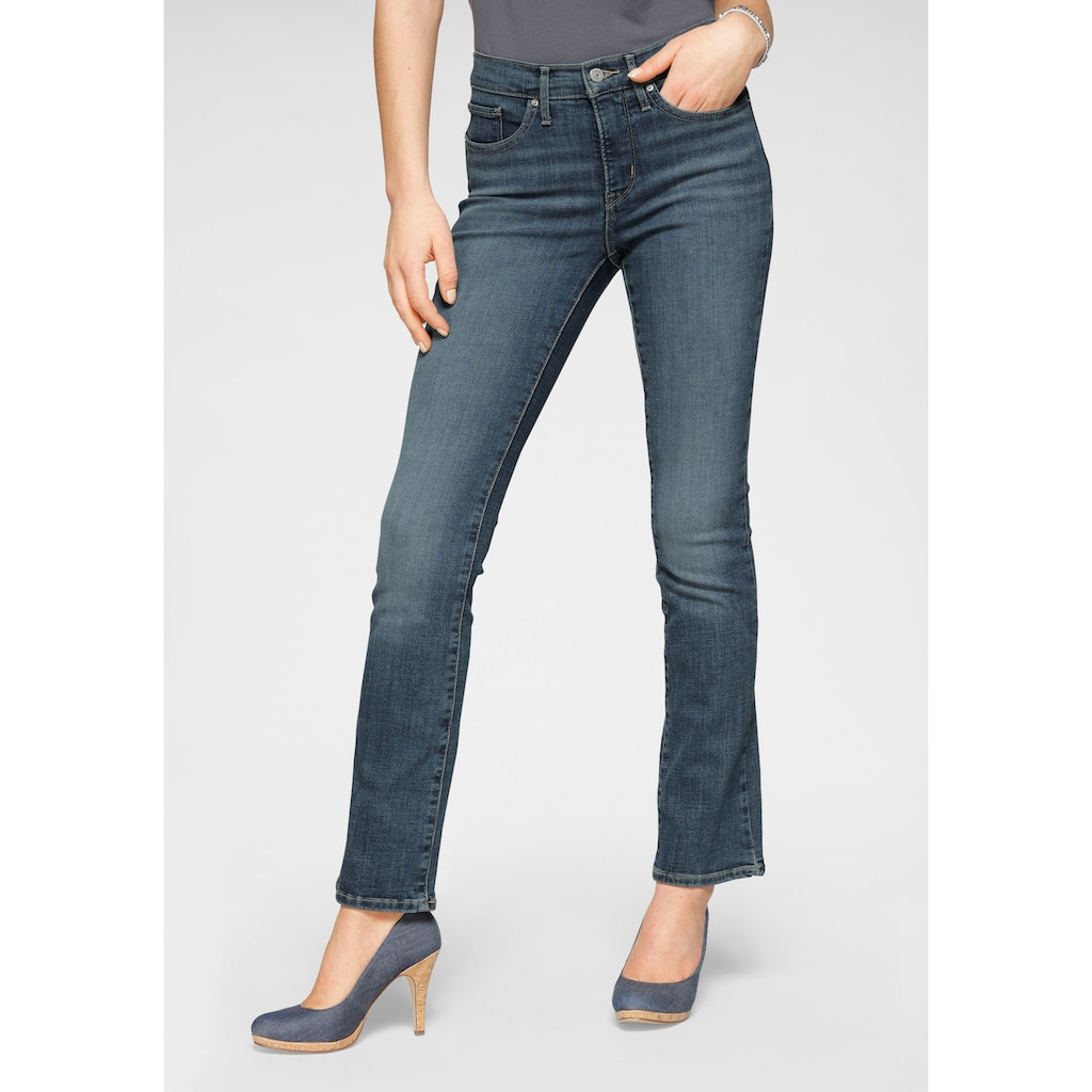 Levi's® Bootcut-Jeans »315 Shaping Boot«