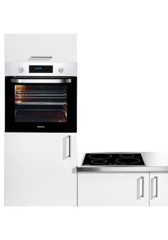 Samsung Backofen-Set »NV70N3571RS + NZ64H37075K« kaufen