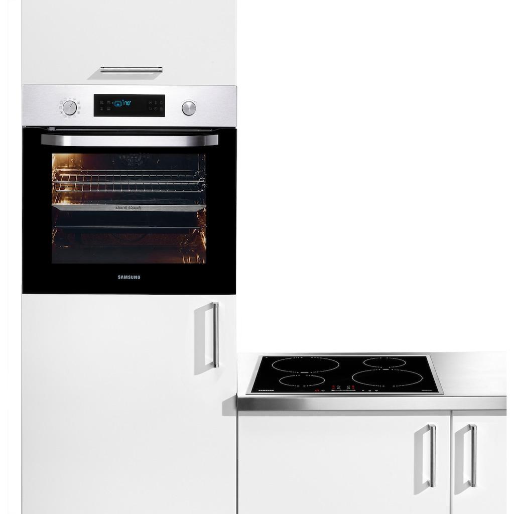 Samsung Backofen-Set »NV70N3571RS + NZ64H37075K«