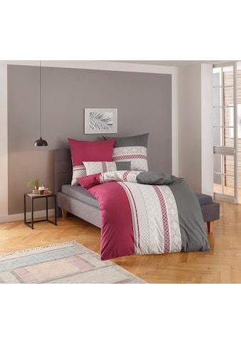 Bettwäsche »Ines«, Home affaire kaufen