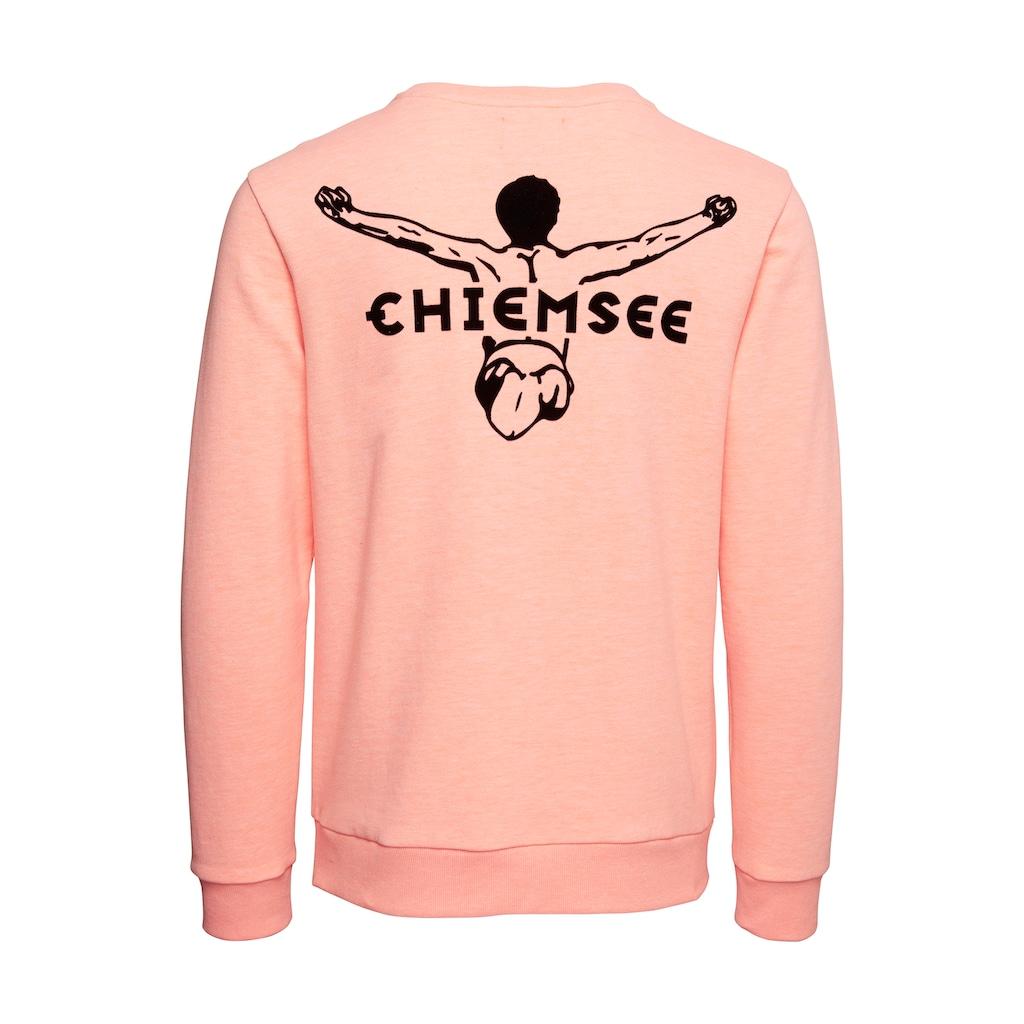 Chiemsee Sweatshirt »Sweatshirt für Herren«