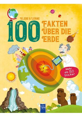 Buch »Klebe und Lerne - 100 Fakten über die Erde / DIVERSE« kaufen