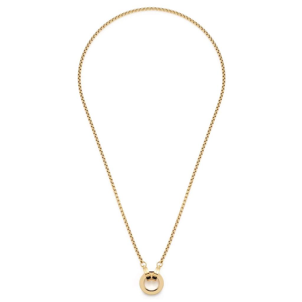 LEONARDO Charm-Kette »43 gold Lolita Clip&Mix, 018412«