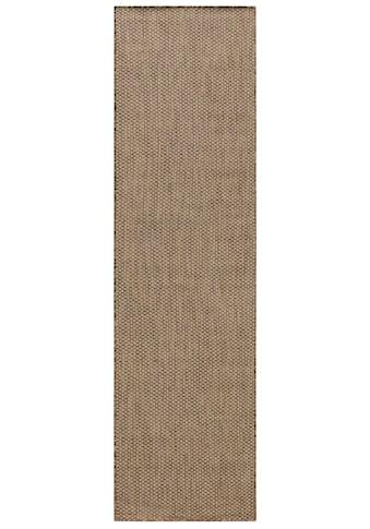 my home Läufer »Rhodos«, rechteckig, 3 mm Höhe, Sisal-Optik, In- und Outdoor geeignet kaufen