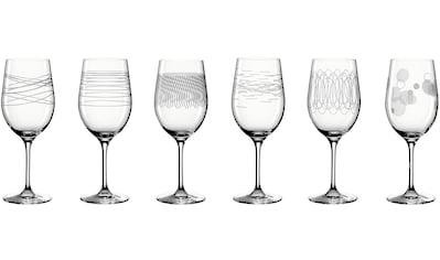 "LEONARDO Rotweinglas ""Casella"" (6 - tlg.) kaufen"