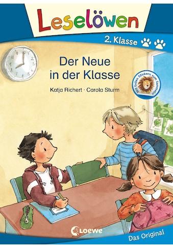 Buch »Leselöwen 2. Klasse - Der Neue in der Klasse / Katja Richert, Loewe... kaufen