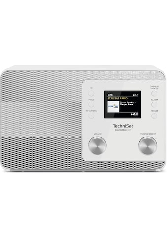 TechniSat Digitalradio (DAB+) »DIGITRADIO 307«, (Digitalradio (DAB+) 5 W), TFT, Uhr,... kaufen