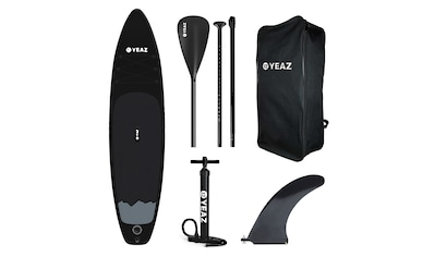 YEAZ Inflatable SUP-Board »NELIO - EXOTREK -«, (5 tlg.), inkl. Alu-Paddel, Handpumpe,... kaufen