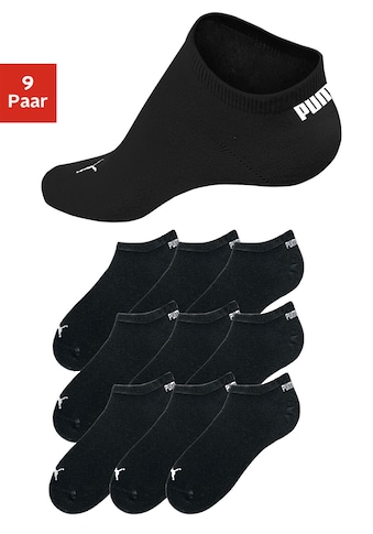 PUMA Sneakersocken, (9 Paar), in der klassischen Form kaufen