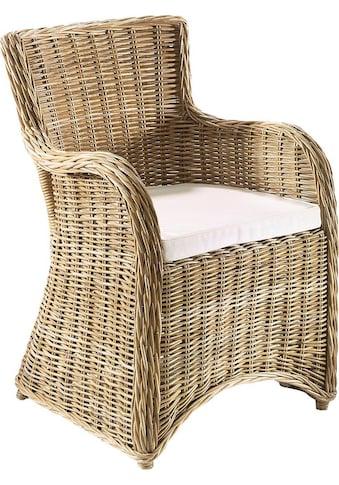 locker Sessel »Bristol«, Rattan kaufen