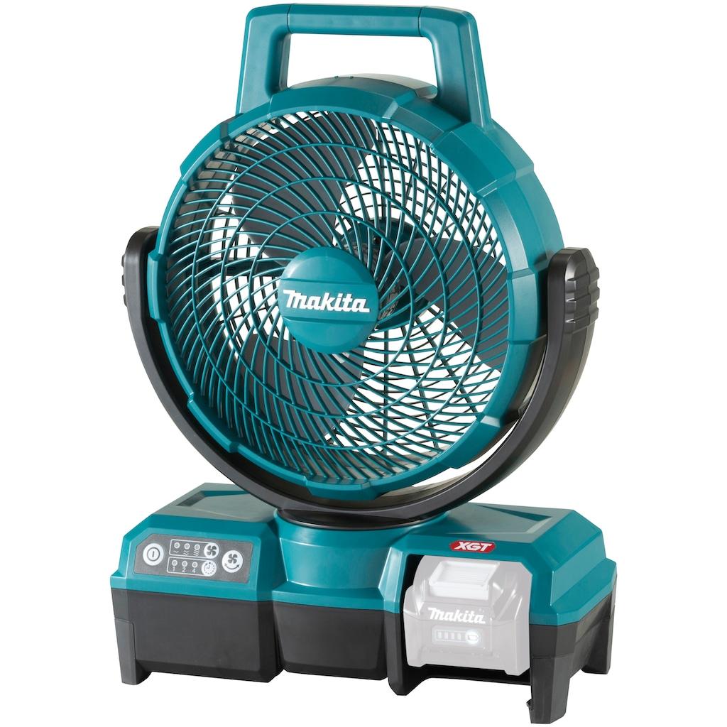 Makita Akku-Standventilator »CF001GZ«, XGT, 40V max./230V, 3-stufig, ohne Akku und Ladegerät