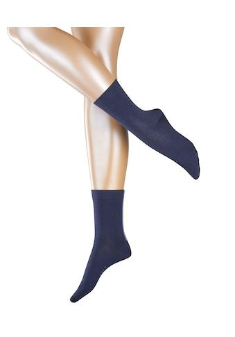 Esprit Socken »Accent Stripe 2-Pack«, (2 Paar), mit glitzerndem Akzentstreifen kaufen