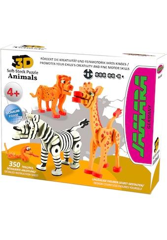 Jamara Steckpuzzle »JAMARA Kids, Animals« kaufen