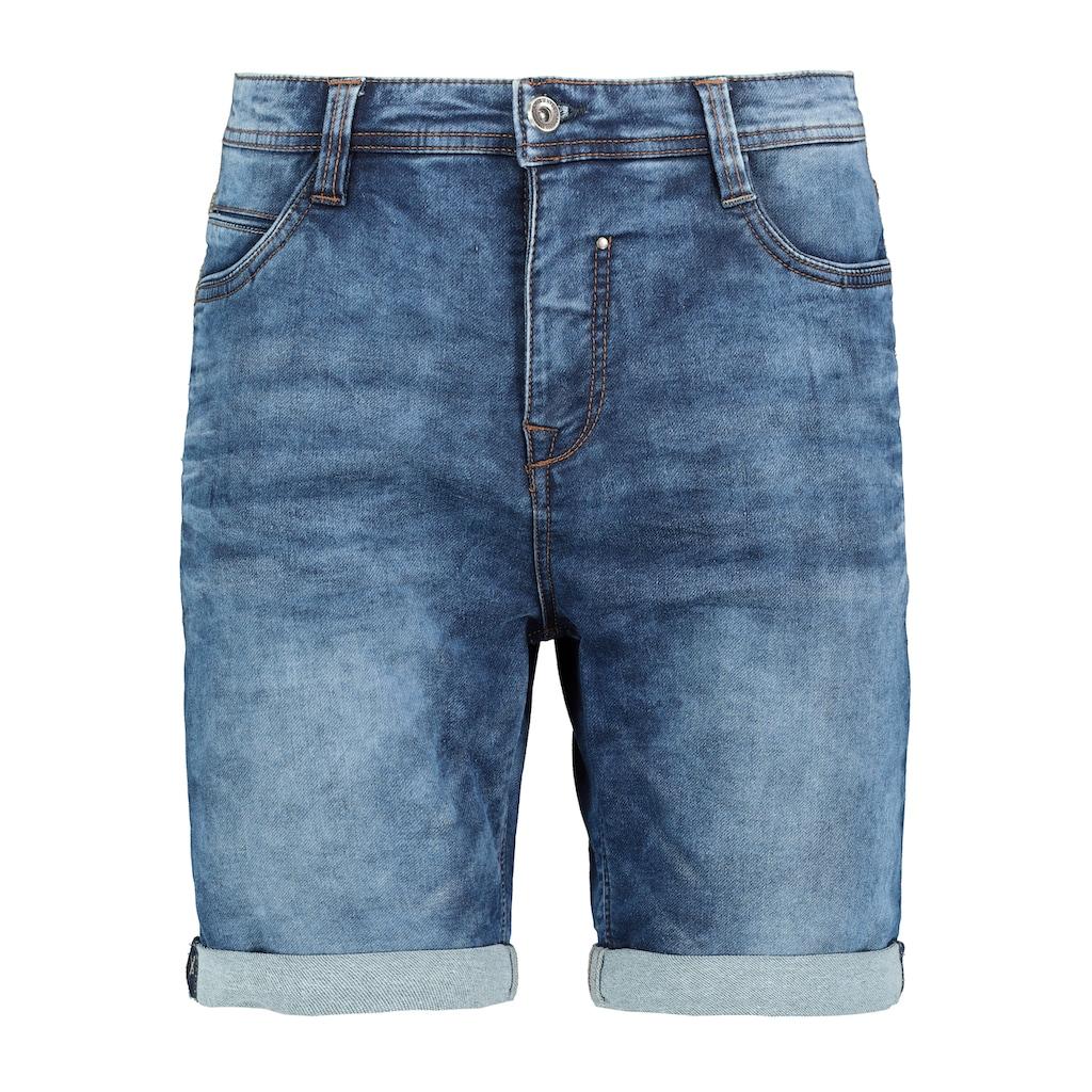 Urban Surface Jeansbermudas, in Sweat Denim