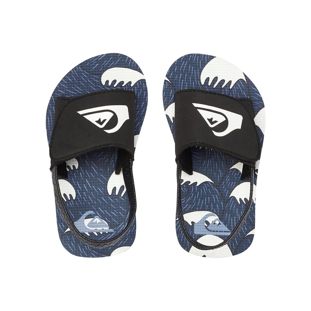 Quiksilver Sandale »Molokai Layback Slide«