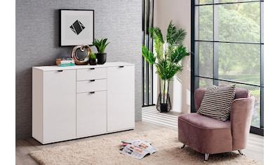 my home Sideboard »Duero«, mit 2 Schubkästen, Breite 135 cm kaufen