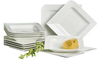"Retsch Arzberg Tafelservice ""Fantastic"" (12 - tlg.), Fine China - Porzellan kaufen"