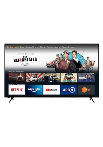 "homeX LED-Fernseher »UA65FT5505«, 164 cm/65 "", 4K Ultra HD, Smart-TV, Fire TV kaufen"