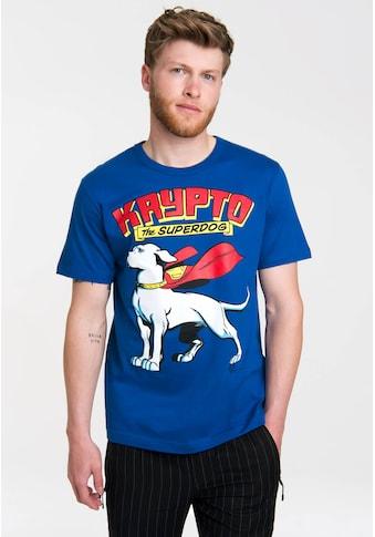 LOGOSHIRT T-Shirt mit coolem Hunde-Motiv kaufen