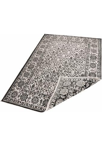 bougari Teppich »Curacao«, rechteckig, 5 mm Höhe, In- und Outdoor geeignet,... kaufen