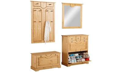Home affaire Garderoben - Set »Klera« (Set, 4 - tlg) kaufen