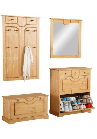Home affaire Garderoben-Set »Klera«, (Set, 4 St.) kaufen