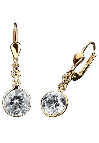 Firetti Paar Ohrhänger »Solitär - Optik« kaufen