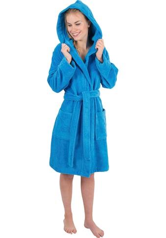 Damenbademantel »6110«, Wewo fashion kaufen