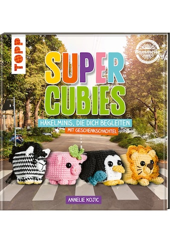 Buch »Super Cubies / Annelie Kojic« kaufen