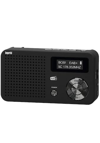 IMPERIAL Digitalradio (DAB+) »DABMAN 13«, (Digitalradio (DAB+)-FM-Tuner), (UKW, USB,... kaufen