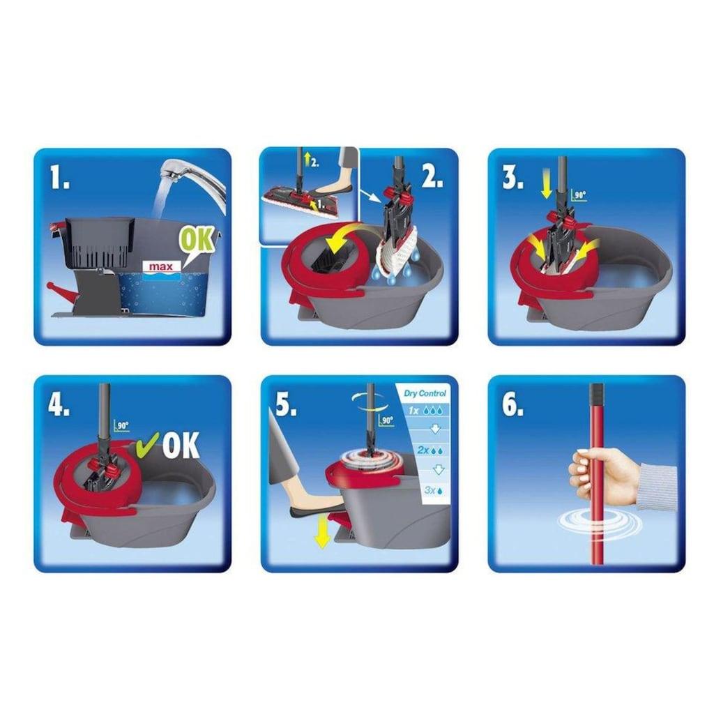 Vileda Pool-Reinigungsset »Ultramat Turbo Set«
