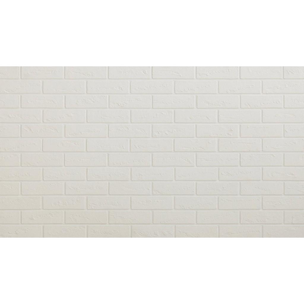 ELASTOLITH Verblender »Iceland«, weiß, für Innenbereich, 1 m²