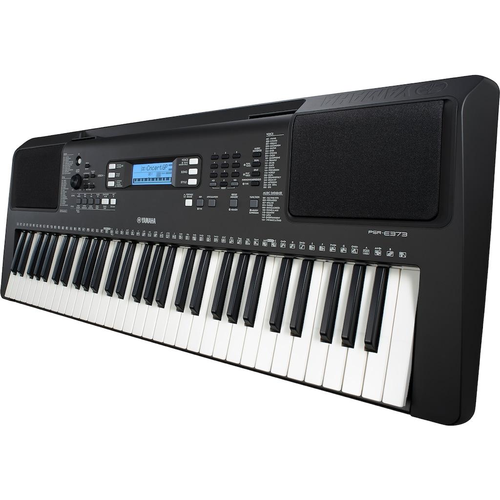 Yamaha Keyboard »PSR-E373«